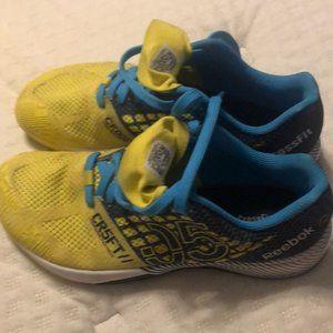 CrossFit shoes, Nano 5 men's 6, ladies 7 1/2 to 8